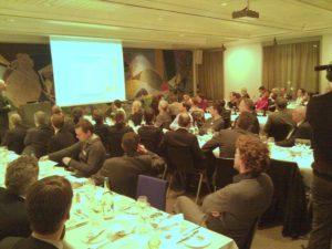 OGD Parlamentarier Dinner