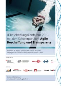 IT-Beschaffungskonferenz2013
