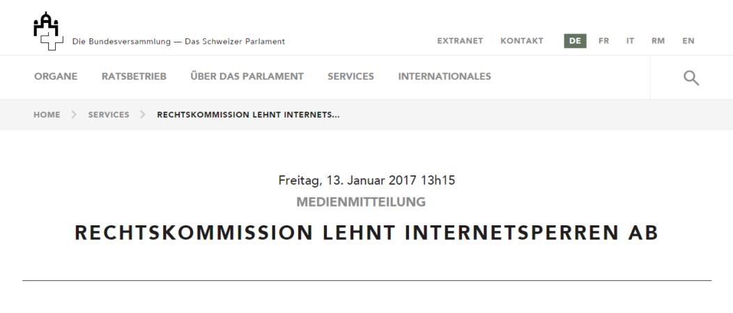 Rechtskommission