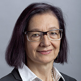 Yvonne Gilli