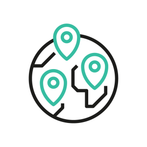 Digitale Nachhhaltigkeit: Verteilte Standorte