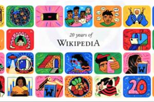Wikipedia Jubiläum